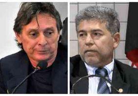 Leto Viana e Roberto Santiago devem ser transferidos para penitenciária nas próximas horas