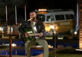 Assista ao vivo: Gusttavo Lima canta sucessos em transmissão na internet