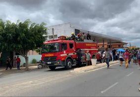 Cortejo fúnebre do deputado João Henrique