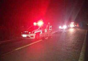 Homem morre após ser atropelado em rodovia de Nova Floresta-PB