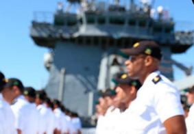Concurso da Marinha inscreve para mil vagas até esta quarta-feira (13)