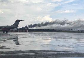 Acidente de avião no México não deixa vítimas fatais