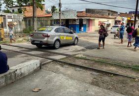 CBTU libera tráfego de veículos na linha férrea após obra em Mandacaru