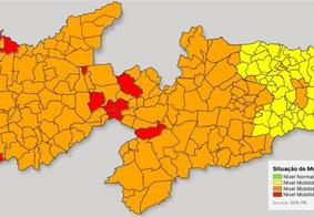 Plano Novo Normal PB avalia a situação dos municípios paraibanos