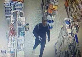 Funcionários e clientes de farmácia são trancados em banheiro durante assalto em João Pessoa
