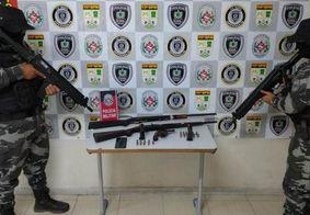 Polícia desarticula grupo suspeito de assaltos em residências na Paraíba