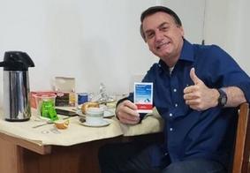 Bolsonaro anuncia que testou negativo para Covid-19