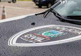 Polícia prende suspeito de integrar facção criminosa e cometer homicídios em Mandacaru