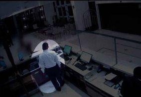Funcionário de hotel é preso por suspeita de estupro de hóspede; veja vídeo