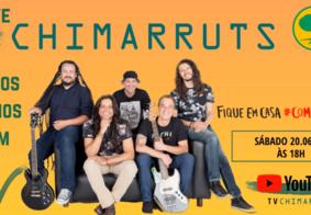 Ao vivo: acompanhe a Live 'Todos Somos Um' da banda Chimarrtus