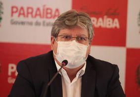 Com 138 municípios em bandeira laranja e 6 em vermelha, João Azevedo vai reunir comitê gestor