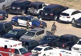 Ataque a tiros em escola no Texas deixa 4 feridos