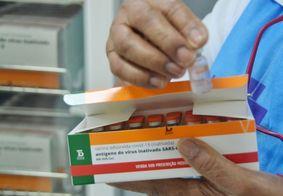 Vacinação para Covid-19 em Santa Rita
