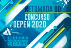 Governo Federal anuncia reabertura do concurso do Depen; confira