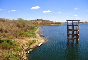 Açude Boqueirão recebe quase 5 milhões de metros cúbicos de água, diz AESA