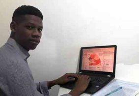 Estudante senegalês da UFPB mapeia evolução da Covid-19 no seu país de origem