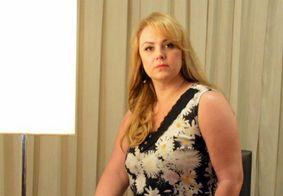 Ex-paquita acusa marido de agressão