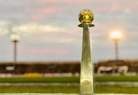 TV Tambaú oferece troféu a clube paraibano por desempenho na Copa do Nordeste