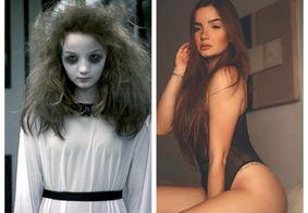 Com 19 anos, atriz que interpretou 'Menina Fantasma' faz ensaio sensual; veja