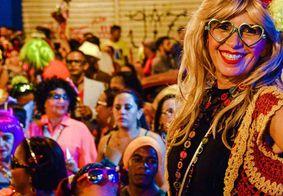 Cafuçu anima ruas do Centro de João Pessoa nesta sexta-feira (21)