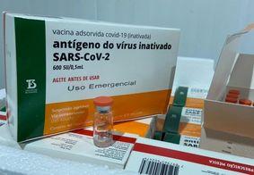 Paraíba recebe quase 90 mil vacinas contra covid nesta quinta (29)