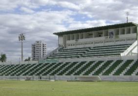 Estádio Marizão, em Sousa