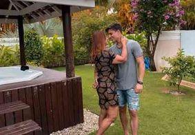 Mãe de Neymar reata namoro com modelo e aluga flat para ele, diz site