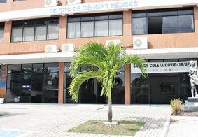 Campus I da UFPB terá testagem para Covid-19 nesta sexta-feira (4)