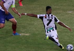 Ceará vence primeiro duelo com Bahia pela Copa do Nordeste