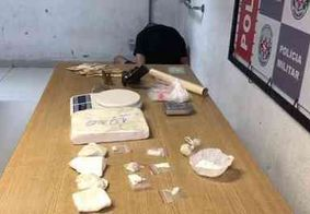 Polícia Militar prende dois suspeitos de tráfico de drogas em operações em João Pessoa