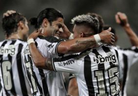 Na estreia de Hulk Paraíba, Atlético goleia Uberlândia e vira líder do Mineiro