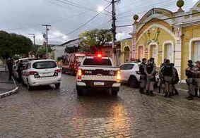 Operação prende suspeitos de homicídios, assaltos e tráfico na PB