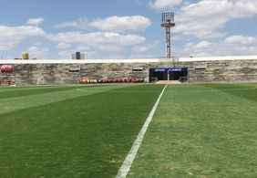 Campinense reforça pedido para ter torcida no estádio em decisão na Série D