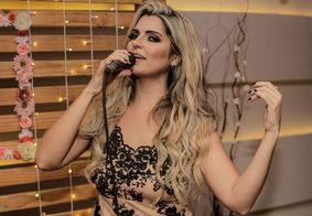 Ao vivo: acompanhe a Live de Gitana Pimentel no São João de Campina em Casa
