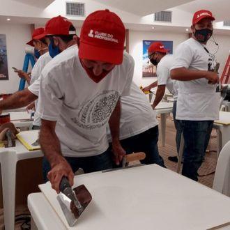 Home center oferece cursos gratuitos para profissionais daconstrução civil