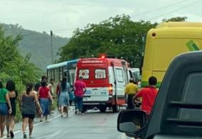 Colisão entre carro e moto deixa um morto em Alagoa Grande, na PB