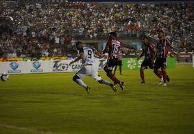Botafogo-PB empata com o Ferroviário-CE na estreia da Série C do Brasileiro