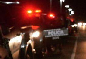 Equipes da Polícia Militar foram acionadas ao local
