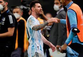 Messi é um dos principais nomes da Copa América