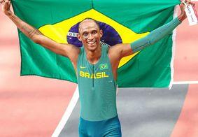 Alison dos Santo conquista 1ª medalha do Brasil no atletismo em Tóquio