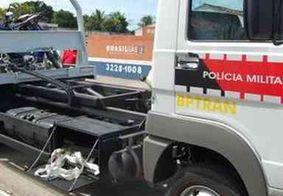 Estado da PB deve indenizar dono de carro envolvido em acidente com caminhão da PM