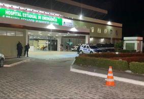 Hospital de Emergência e Trauma da cidade de João Pessoa