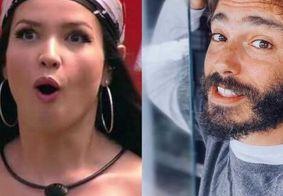 Juliette revela que já beijou Thiago Rodrigues e ator ganha quase 180 mil seguidores