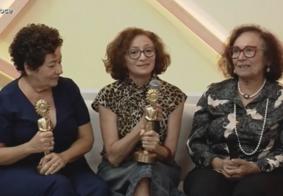 Atrizes paraibanas vencem festival de Gramado, o Oscar do Cinema Nacional