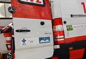 Delegado fica ferido em acidente envolvendo três veículos em João Pessoa