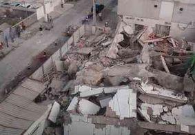 CREA-PB deve notificar nesta terça-feira (16) os responsáveis na construção do prédio que desabou em JP