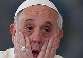 Presos aproveitam almoço com Papa para fugir da cadeia