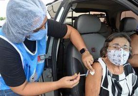 Quase 35 mil pessoas já foram imunizadas contra a Covid-19, em João Pessoa