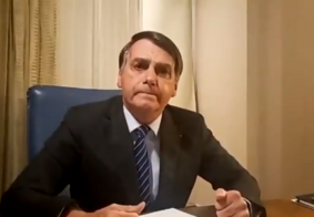 Manifestação de Bolsonaro contra Globo vira meme e ganha as redes sociais