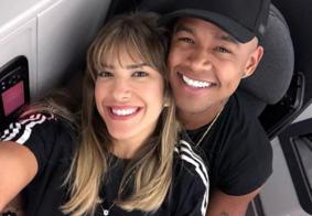 Léo Santana e Lorena Improta reatam noivado, diz site
